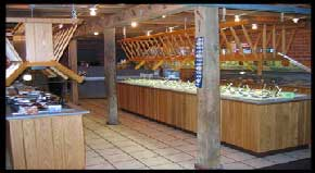 The Barn Restaurant Buffet